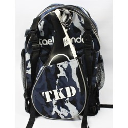 Back Pack Army Azul