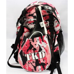 Back Pack Army Rosa